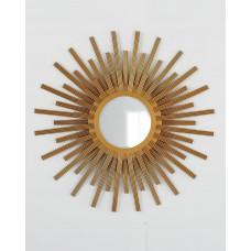 Зеркало в виде солнца Бертран Золото