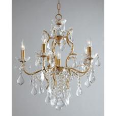 Люстра потолочная во французском стиле с 6-ю лампами Чезаре