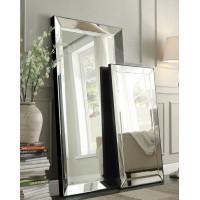 """Большое напольное зеркало в зеркальной раме в полный рост """"Винсан"""""""