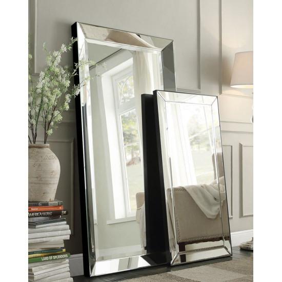 """Большое напольное зеркало в зеркальной раме в полный рост """"Винсан"""" в интернет-магазине ROSESTAR фото"""
