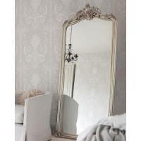 Модное зеркало Lorenzo Silver