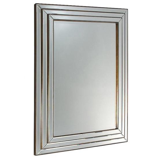 """Зеркало настенное в зеркальной раме """"Пасадена"""" в интернет-магазине ROSESTAR фото"""