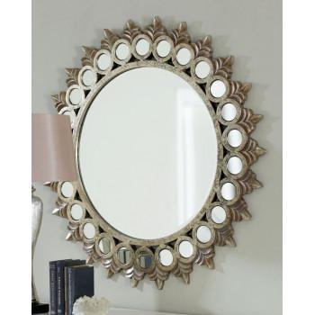 """Круглое зеркало """"Седрик"""""""