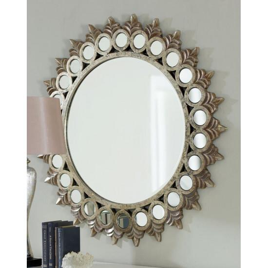 Круглое зеркало Седрик в интернет-магазине ROSESTAR фото