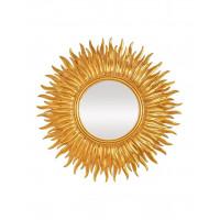"""Зеркало солнце """"Фелиция"""" Золото"""