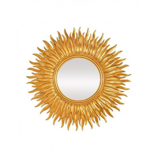 "Зеркало солнце ""Фелиция"" Золото в интернет-магазине ROSESTAR фото"