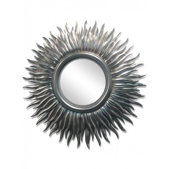 "Зеркало солнце ""Фелиция"" Серебро в интернет-магазине ROSESTAR фото"