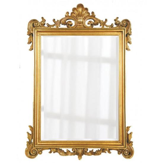 """Зеркало в золотой раме """"Марсель"""" Голд в интернет-магазине ROSESTAR фото"""
