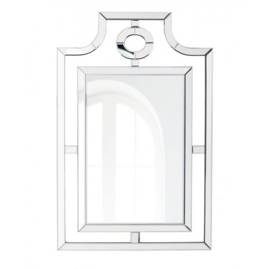 """Дизайнерское венецианское зеркало настенное в раме """"Мадлен"""" в интернет-магазине ROSESTAR фото"""