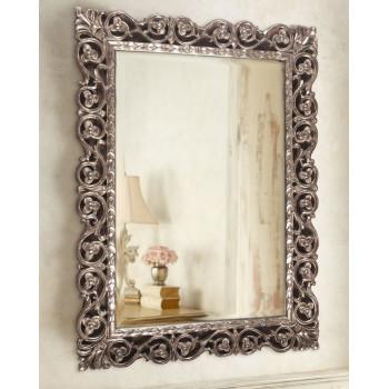 Зеркало настенное в раме Бергамо
