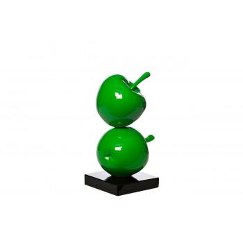 Статуэтка Зелёные яблочки 15*15*35 D404XS