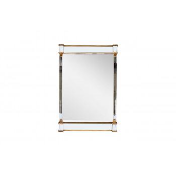 Зеркало в деревянной золотой раме 1200*800*44 KFH1872E7