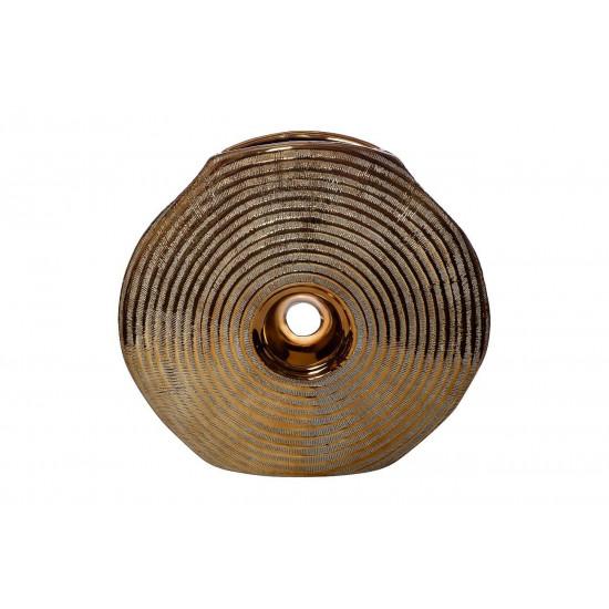 Керамическая декоративная ваза 31*8.5*29.6 18H2512M-4 в интернет-магазине ROSESTAR фото