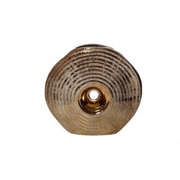 Керамическая декоративная ваза 26.3*8.5*24 18H2512S-4