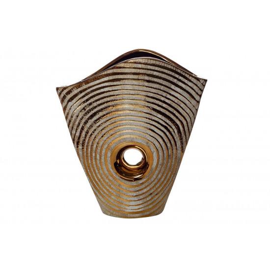 Керамическая декоративная Вваза 26.5*9*30.5 18H2510-4 в интернет-магазине ROSESTAR фото