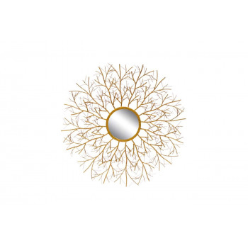 Зеркало солнце декоративное диам.75,центр.диам.19см 19-OA-5759-1