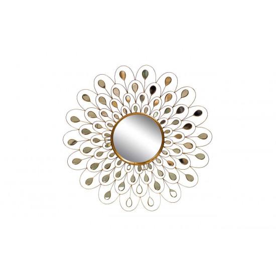 Декоративное зеркало диам.89, центр.диам.28 19-OA-5838 в интернет-магазине ROSESTAR фото
