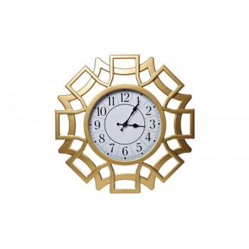 Декоративные часы настенные круглые в обрамлении 45,7*45,7*4,2 L840B
