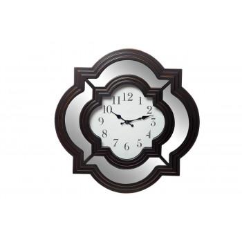 Часы настенные чёрно-белые 50,8*50,8*6,3