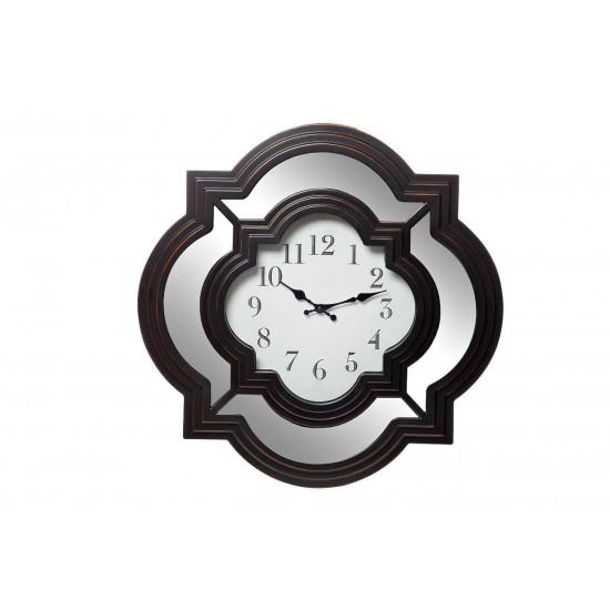 Часы настенные чёрно-белые 50,8*50,8*6,3 в интернет-магазине ROSESTAR фото