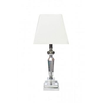 Настольная лампа с кремовым абажуром 22-86639TL