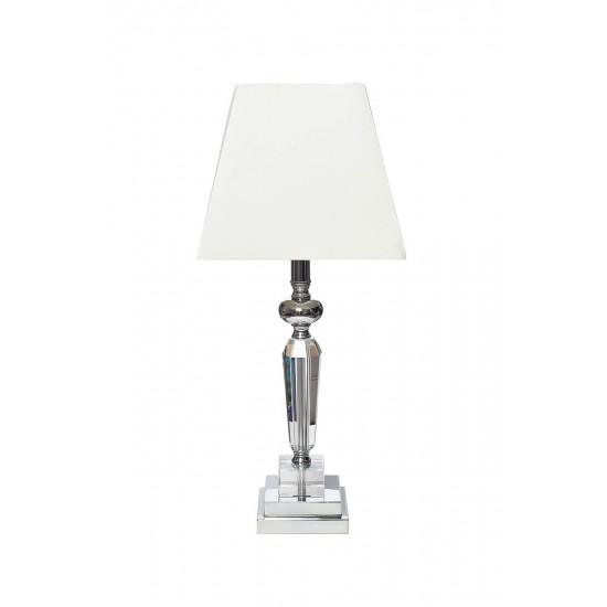 Настольная лампа, плафон кремовый d25*60 (2) 22-86639TL  в интернет-магазине ROSESTAR фото