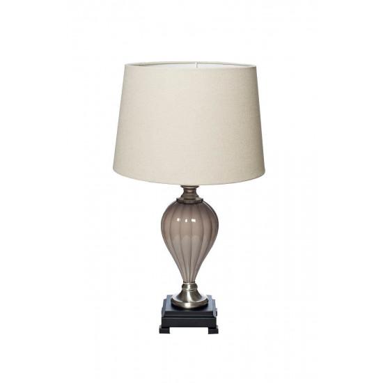 Настольная лампа, плафон бежевый Д33,В60 22-86892 в интернет-магазине ROSESTAR фото