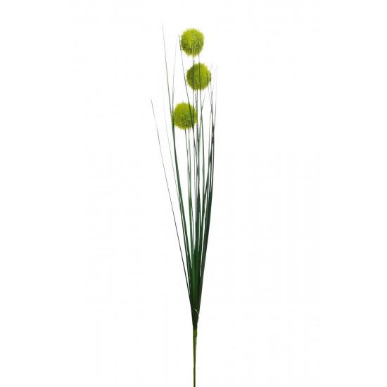 Веточка алиума зеленая 68см 8J-16AS0001 в интернет-магазине ROSESTAR фото