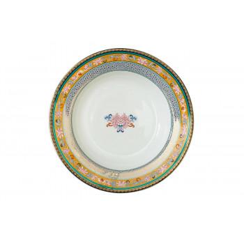 Тарелка суповая фарфоровая 26FC TIFFANY DPL21