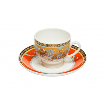 Чашка кофейная 100мл с блюдцем (6) 26FC TIFFANY CUP/S 100R