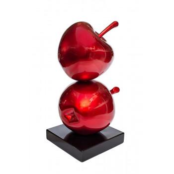 Статуэтка Красные яблочки 15х15х35 D404XS
