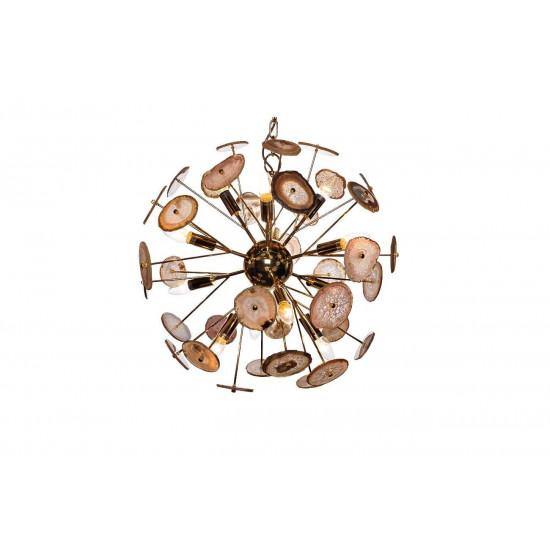 Светильник потолочный 20MD3420-12 в интернет-магазине ROSESTAR фото