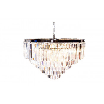 Стеклянная люстра потолочная 15-D6901-19