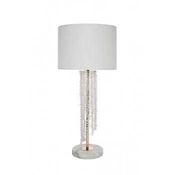 Белая настольная лампа K2KR0700T-1