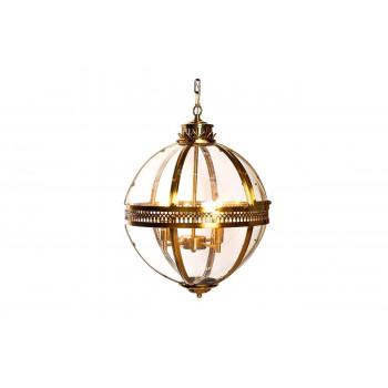 Светильник потолочный d43*63см цвет золото K2KM0115P-4MGOLD