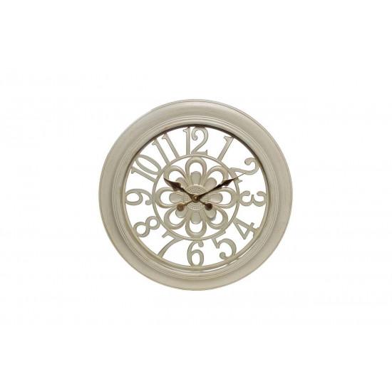 Часы настенные круглые d45,7х5,3 L1345A в интернет-магазине ROSESTAR фото
