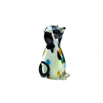 Статуэтка Собака цветная 10х6,5х17 см F5861