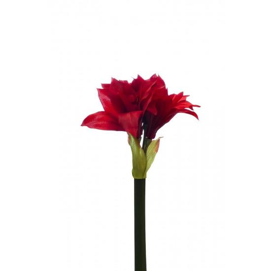Амариллис красный, 82см 9F27666S-1545R в интернет-магазине ROSESTAR фото