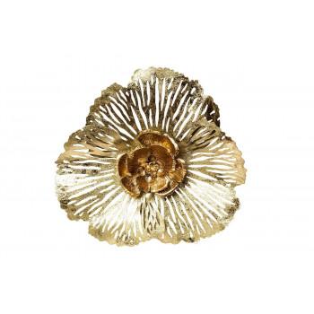 Настенный декор Цветок 45,7*43,8*7,6см 37SM-0852-A