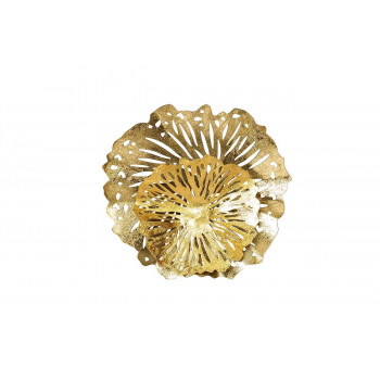 Настенный декор Цветок 29,8*29,2*5,7см 37SM-1853