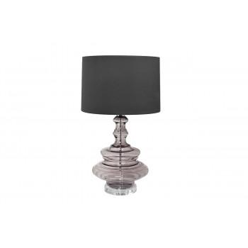 Настольная лампа серая 22-87861