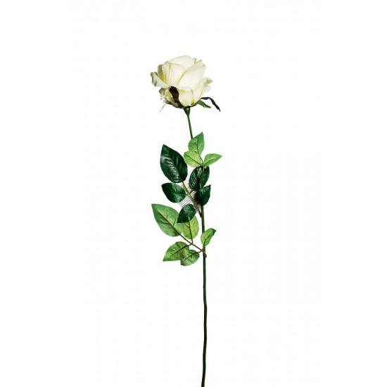 Роза белая 71 см 8J-11GS0069-1 в интернет-магазине ROSESTAR фото
