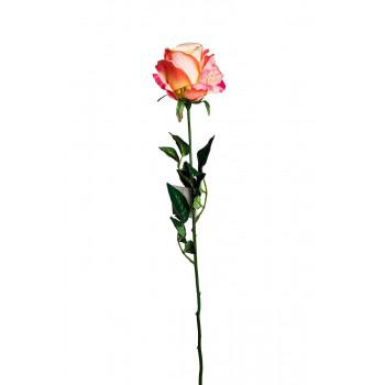 Роза нежно-розовая 71 см 8J-11GS0069-2