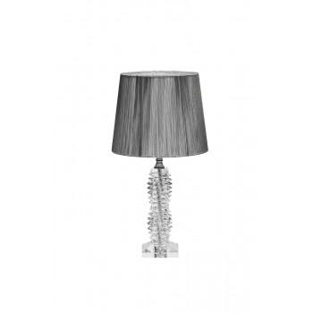 Настольная лампа серебряная X381207