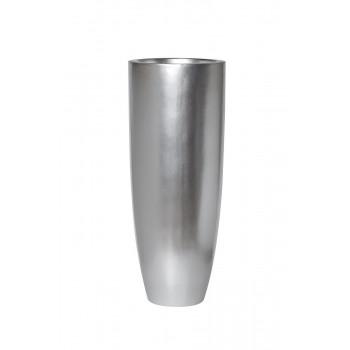 Кашпо серебряное 37*37*91см ZS-C899-36