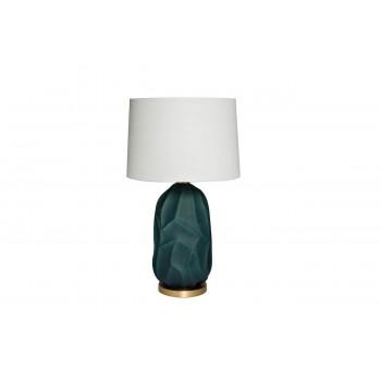 Настольная лампа с белым абажуром 22-87945