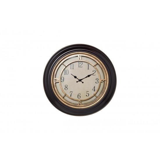 Часы настенные круглые d57х5,1L1483  в интернет-магазине ROSESTAR фото
