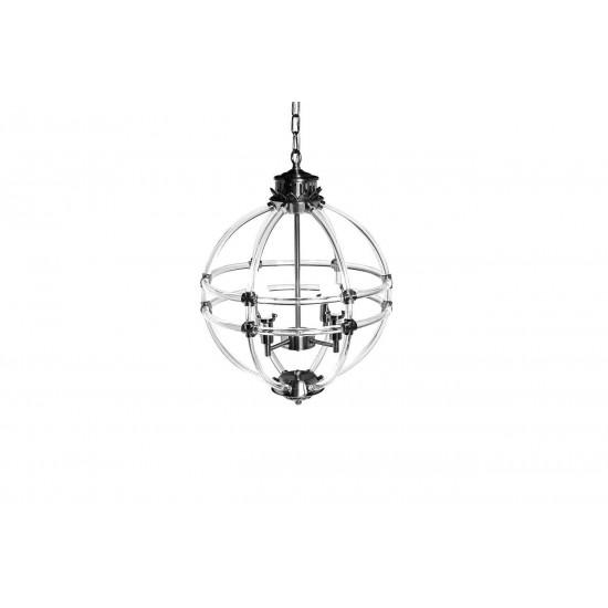 Люстра потолочная сферическая K2MP-766-4 в интернет-магазине ROSESTAR фото