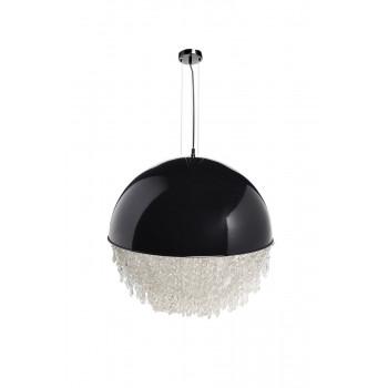 Светильник потолочный черный В52K2DM600-5BL