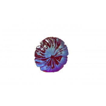 Керамическая ваза разноцветный перламутр 31х9х30 10K9513B-WWB